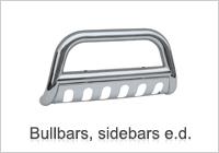 Bullbars & sidebars