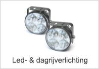 Led- & dagrijverlichting
