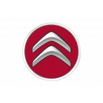 Set Originele Citroën naafdoppen Rouge Aden