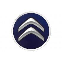 Set Originele Citroën naafdoppen Bleu Infini