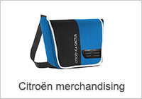Citroën merchandising